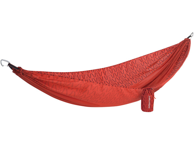 Therm-a-Rest Solo - Hamac - 4 pack rouge